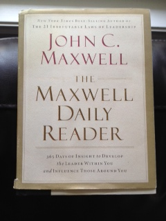 JohnMaxwellDailyReader
