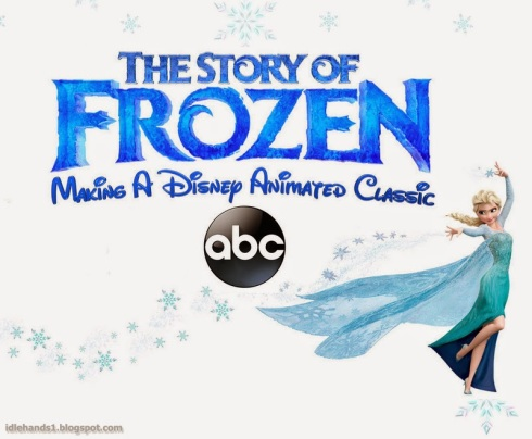 The Story of Frozen- Making a Disney Animated Classic