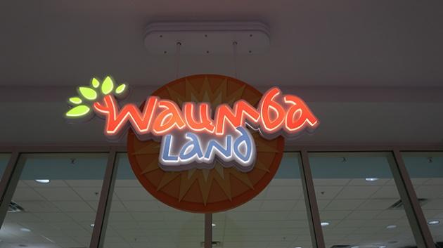WaumbaLandSign